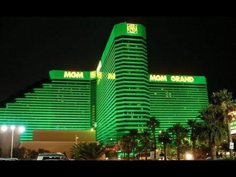 Overview Of The Mgm Grand Hotel In Las Vegas Youtube