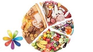 Составляем антицеллюлитный рацион питания - Все буде добре - Выпуск 635 - 15.07.15