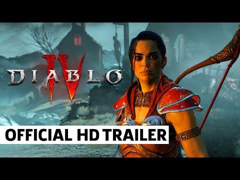 Diablo IV Rogue Reveal Trailer | BlizzCon 2021