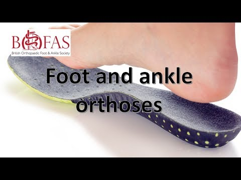 Principles Of Foot And Ankle Orthoses