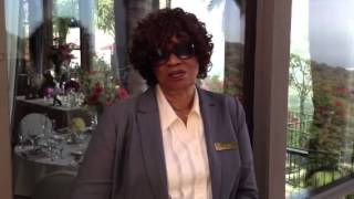 Wedding Officiant testimonial from the ceremony manager at Castaways