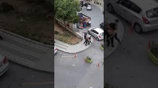 İstanbul  da bıçaklı saldırı +18