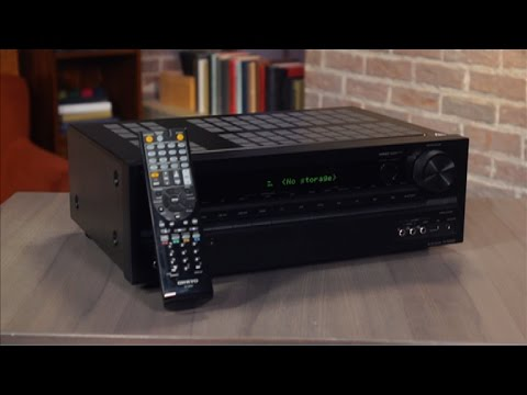 Onkyo's TX-NR535 offers home theater thrills on the cheap