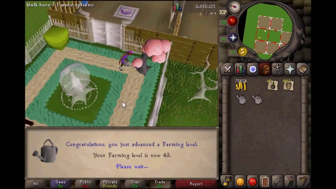 how to boost farming cheap and fast osrs youtube