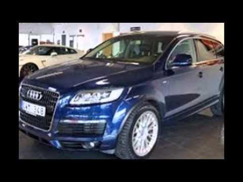 2016 Audi Q7 Ink Blue metallic - YouTube