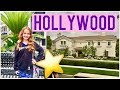 HOLLYWOOD TOUR! Rodeo Drive & Star's homes! LA Vlog!