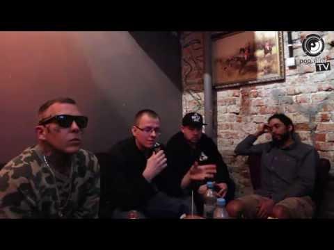 Swollen Members - interview / wywiad (Popkiller.pl, 2015)