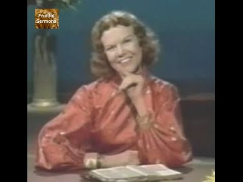 Baptism of the Holy Spirit - by Kathryn Kuhlman (1 of 2)