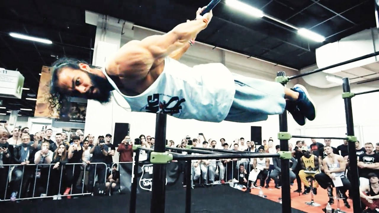 KING OF THE BAR 2k16   Calisthenics Battle Showdown   YouTube