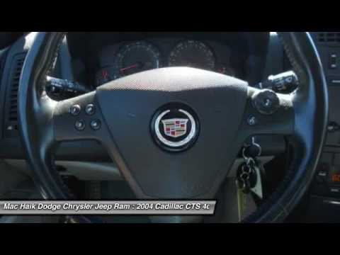 2004 cadillac cts temple tx 837061a youtube. Black Bedroom Furniture Sets. Home Design Ideas