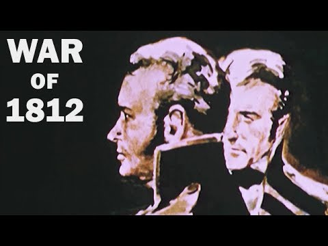 War of 1812, the 2nd American War of Independence | Animated US Navy Documentary | 1955