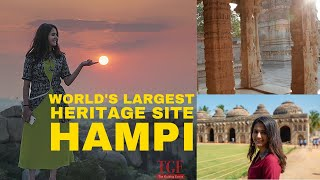Hampi | UNESCO World Heritage Site in Karnataka | The Ruins of Hampi