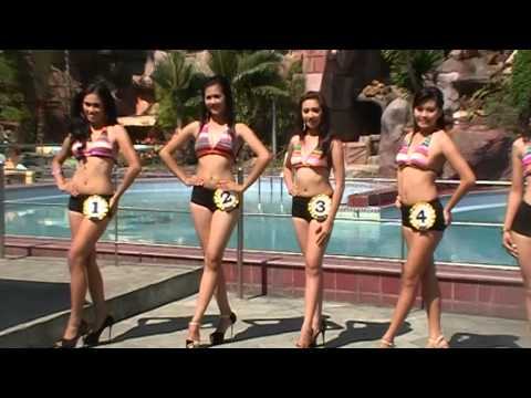 MS. BAMBANG PANGGAYJAYA 2014 SWIMSUIT COMPETITION