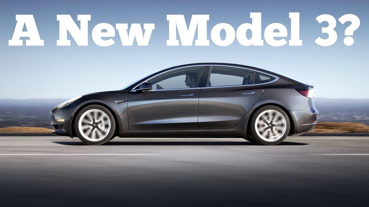 The New 2021 Tesla Model 3!