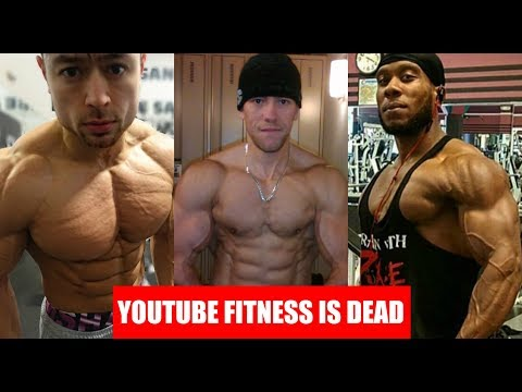 ALL YouTube Fitness/ Bodybuilding channels are Dying?
