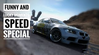 Funny And Lucky Moments - NFS ProStreet - Ep. 4