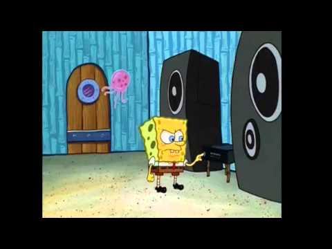 Губке Бобу  не нравится поп-музыка - Cмотреть видео онлайн с youtube, скачать бесплатно с ютуба