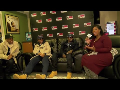 Bell Biv Devoe Talks New Album & Movie With WPGCTV