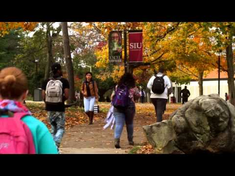 This Is SIU: SIU Carbondale In The Fall