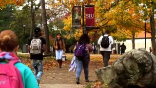 This Is SIU SIU Carbondale in the Fall