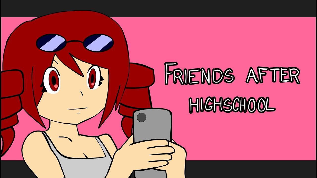 friends after high school friends after high school