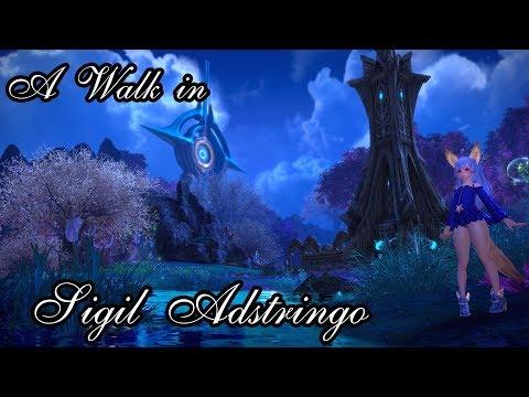 Tera Online / A Walk In Sigil Adstringo(1080p]