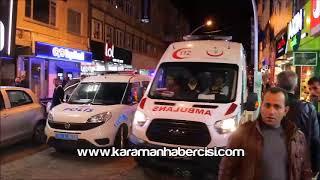 Karaman Haber - Karaman'da Mağazada Çıkan Kavga Caddeye Taştı