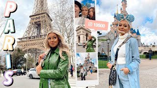 BESTFRIENDS take Paris! DisneyLand, Eiffel Tower & More!