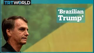 The rise of Brazil's Jair Bolsonaro