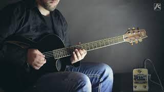 Winter Song - Tomasz Andrzejewski (ESP/LTD TL-6, ZOOM AC-2)
