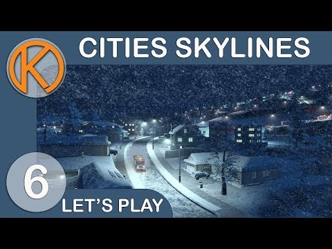 Cities: Skylines - Green Cities | WATER POWER - Ep. 6 | Let's Play Cities: Skylines Gameplay