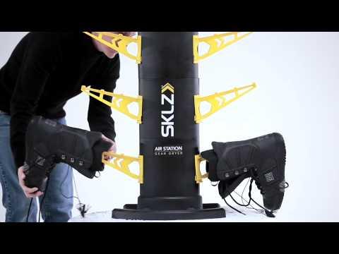 SKLZ Air Station Equipment Dryer System