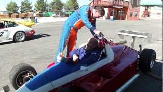 Willow Springs - Robert - Super Vee Test Day