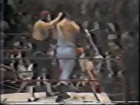 No DQ! Dream Machine vs Jerry Lawler (9-7-81) Southern Heavyweight Title Match - Memphis Wrestling