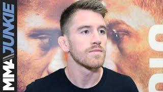 UFC 241: Cory Sandhagen pre fight interview