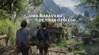 Trailer de Elogios UNCHARTED 4: A Thief`s End   PS4