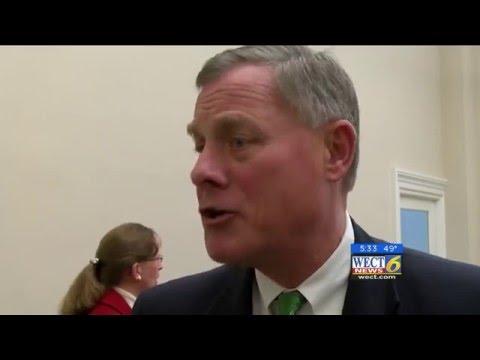 Senator Richard Burr: President Obama Overstepping On Gun Control Orders