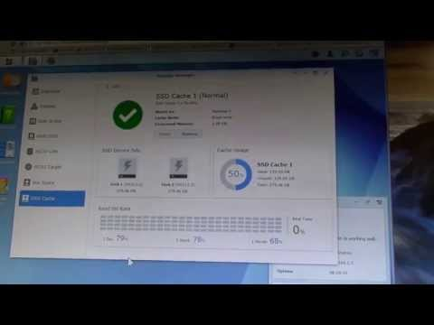 Synology SSD Cache Part 4b
