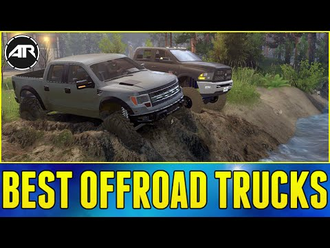 BEST OFFROAD TRUCKS!!!  Spin Tires Dually Dodge 5500 & Ford Raptor