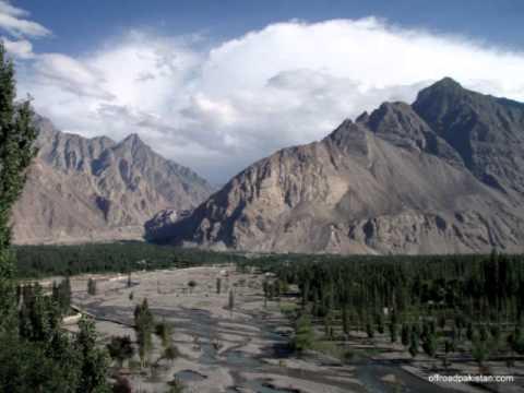 indus river video