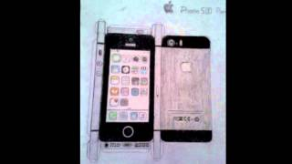 Papercraft iPhone 5S