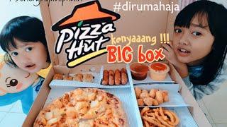 WOW MAKAN PIZZA HUT BIG BOX   …