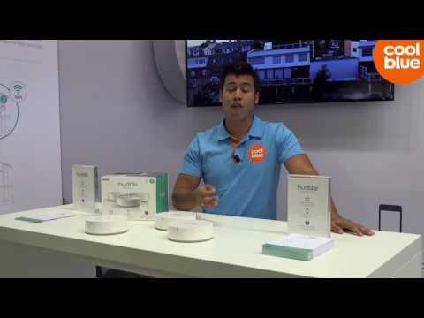 Sitecom Huddle Multiroom Wifi oplossing productvideo