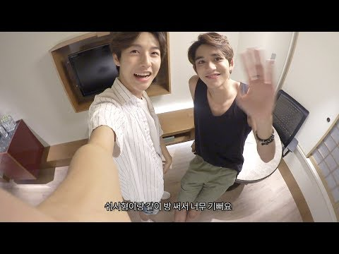 N-52 NCT in SMTOWN OSAKA 2 - The Roommates Part 1  TTKJLR