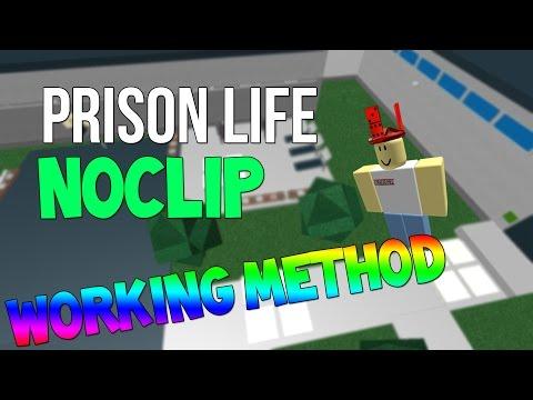 ROBLOX PRISON LIFE V2.0 NOCLIP METHOD ( WORKING ) (2016)