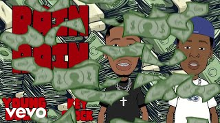 Young Dolph, Key Glock - RAIN RAIN (Visualizer)
