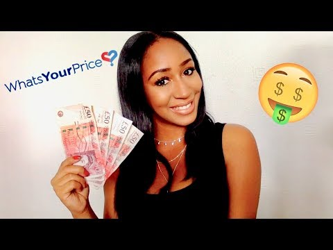 Whats Your Price | Dating & Sugar Daddy Review 💰