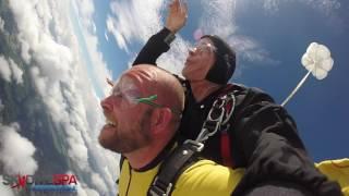 Tandem Jump at Skydive Spa - 29JUL16