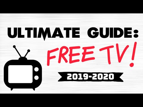 How To Get FREE TV FOREVER | Ultimate Guide To FREE TV 2019