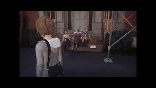 life Is Strange: Пройти в общежитие через Викторию